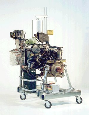 Ford Endura DE Diesel engine, 4 cylinders